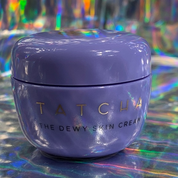 Tatcha Other - 2/$40 Tatcha 10mL THE DEWY CREAM 1/5 of full size